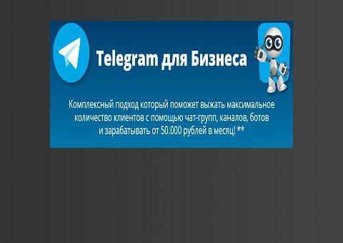 telgram-biz