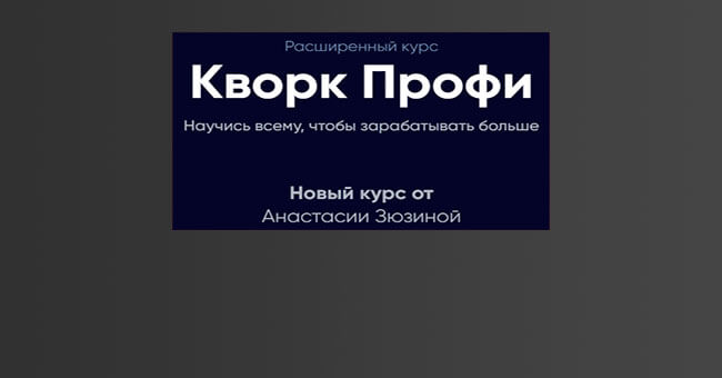 kwork-profi